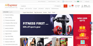 "Amazon alternative: Top 5 ""Amazon alternatives"" e-commerce sites, Amazon Alternative: AliExpress"