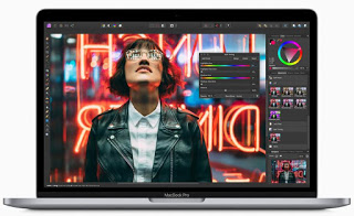 Apple MacBook Pro 13 inch 2020: With more power and a new keyboard.