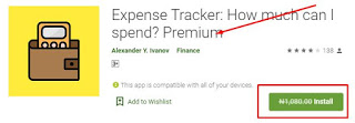 Expense Tracker App for free : Google is giving away powerful budget managers