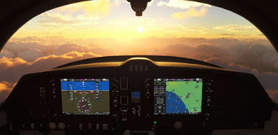 Flight Simulator 2020 in preview with System requirements