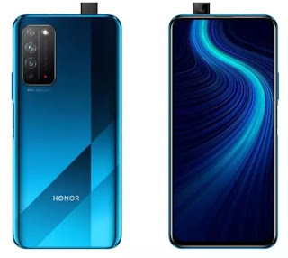 Official Honor X10 price in three memory variants: Android 10 and 5G support