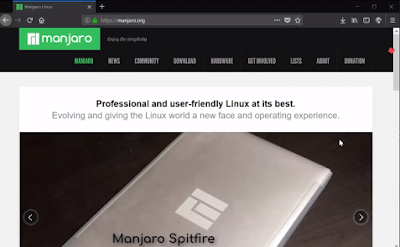 Manjaro Linux version 20 is now available , with installation Guide