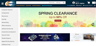 "Amazon alternative: Top 5 ""Amazon alternatives"" e-commerce sites, Amazon Alternative: NewEgg"